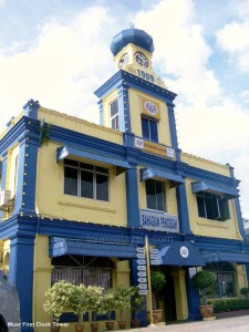 Muar First Clock Tower