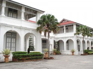 Muar History: High School Muar