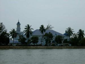 First Jamek Mosque