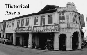 Historical Assets In Muar