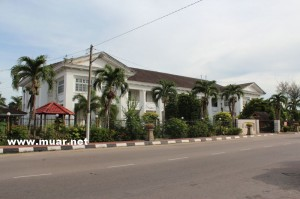 Muar old High Court building