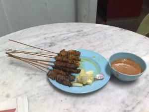 Malay Satay