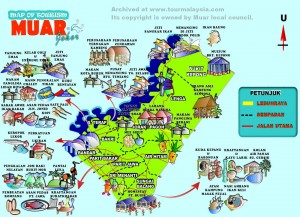 muar-tourism-map-in-malay