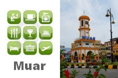 Muar Travel Guide