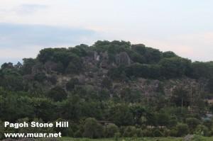 Pagoh Stone Hill