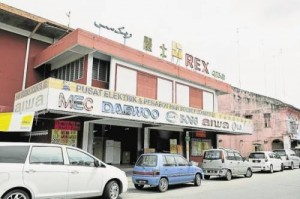 麻坡的大觀園 [Six cinemas in Muar during the 70s]