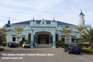 Sultan Ibrahim Jamek Mosque