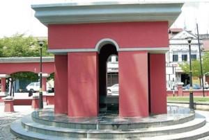 'Wakaf' turned into public toilet