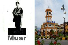 麻坡主要城镇的开发简史 [The brief history of towns in Muar]