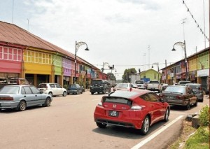 Small towns get colourful makeover