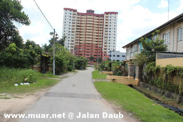 Street view :: 五马路(Jalan Arab) & 六马路(Jalan Daud)