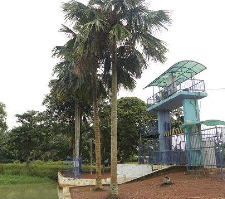 Altered course of life in Sungai Mati