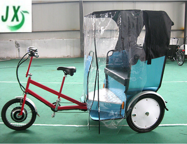 Electric trishaw