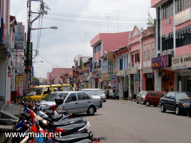 Muar Street View :: Jalan Mariam