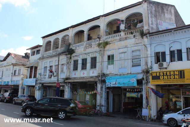 muar street