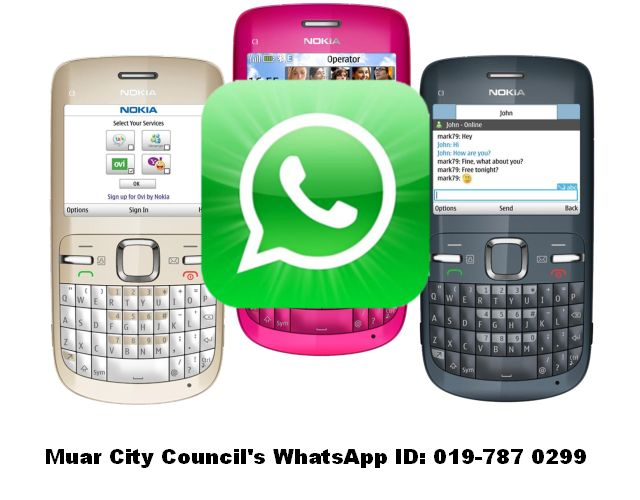 whatsapp muar city