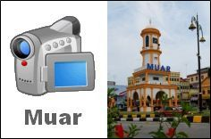 Muar videos in both English and Mandarin