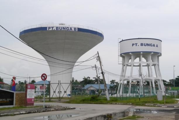 Parit Bunga, a small developing town [巴力文莪]