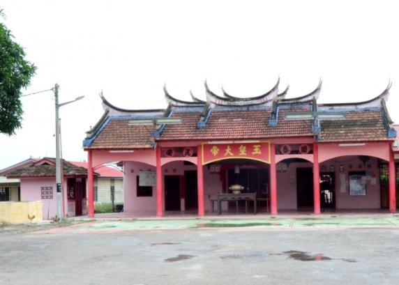 Kampung Raja villagers live as a big family [老港]